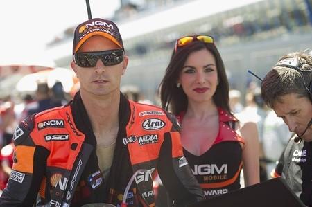 Colin Edwards pasará a ser probador de Yamaha y Michelin