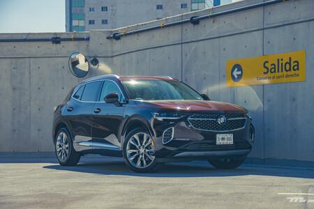 Buick Envision Avenir 2021 Prueba De Manejo Opiniones Mexico 38