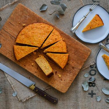 Cómo hacer la receta de bizcocho de zanahoria de Eva Arguiñano