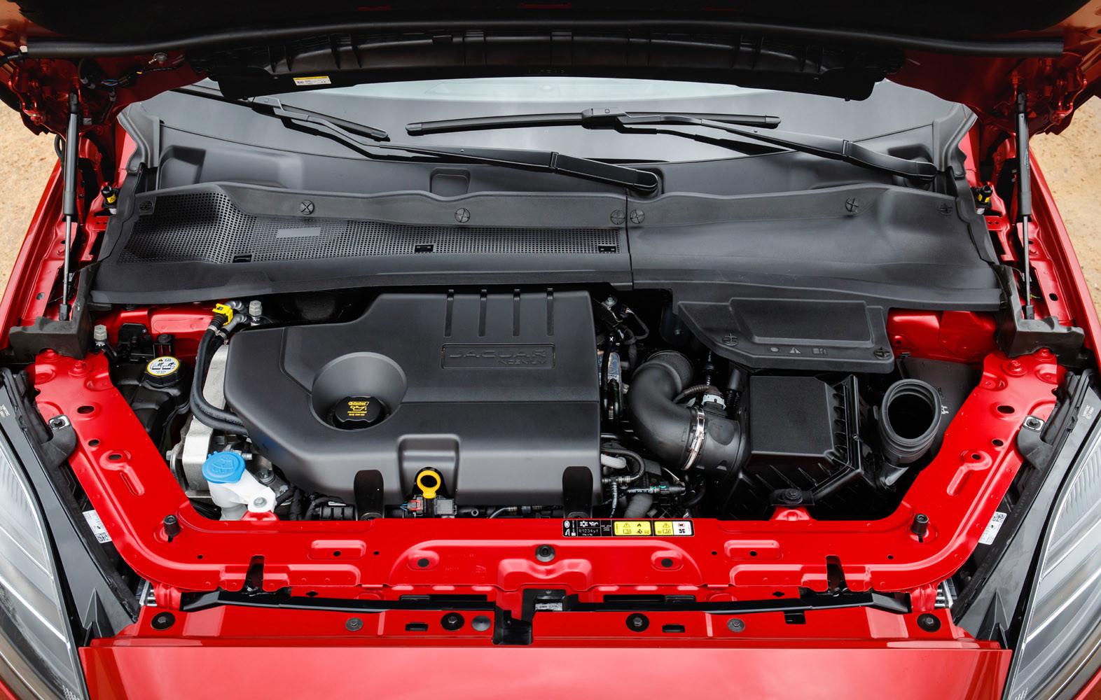 Foto de Jaguar E-PACE, primer contacto (131/164)