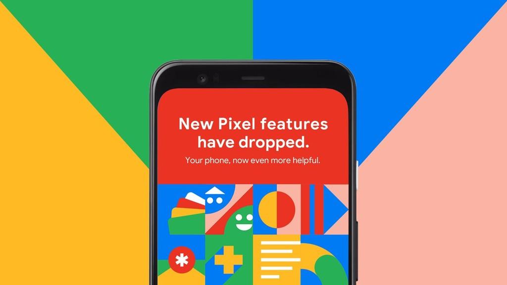 Los Google® Pixel mejoran la batería, la seguridad elenco y mas con la 'Feature Drop' de junio