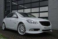 Opel Insignia por Steinmetz, primicia en el Essen Motor Show