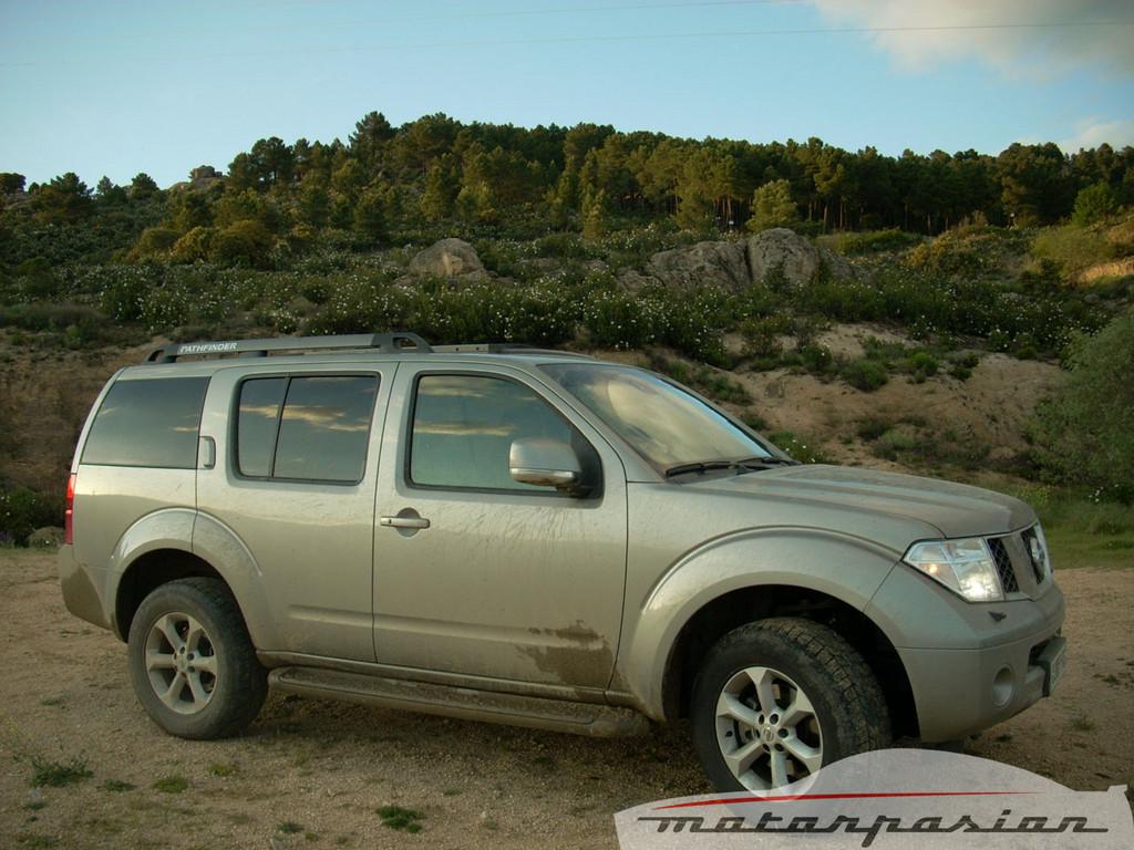 Foto de Nissan Pathfinder (prueba) (13/48)