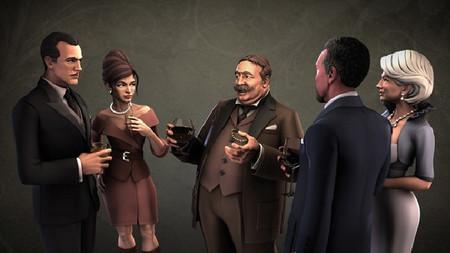 SpyParty muestra su primer tráiler oficial