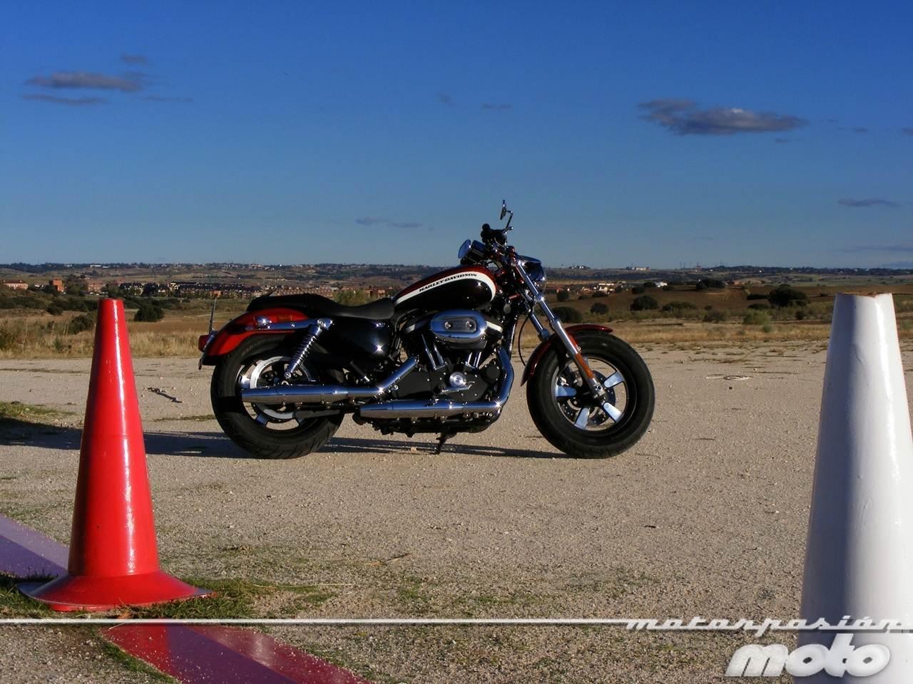 Foto de Harley-Davidson XR 1200CA Custom Limited (17/65)