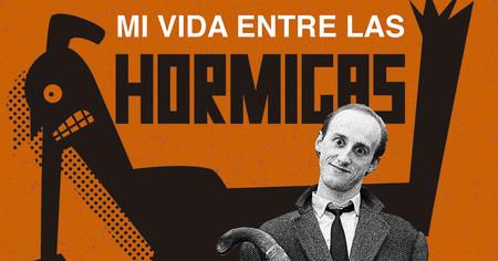 'Mi vida entre las hormigas' es la radiografía de un mito: Jorge Ilegales, el último punk ibérico