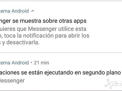 Cómo eliminar las molestas notificaciones permanentes de Android 8.0 Oreo