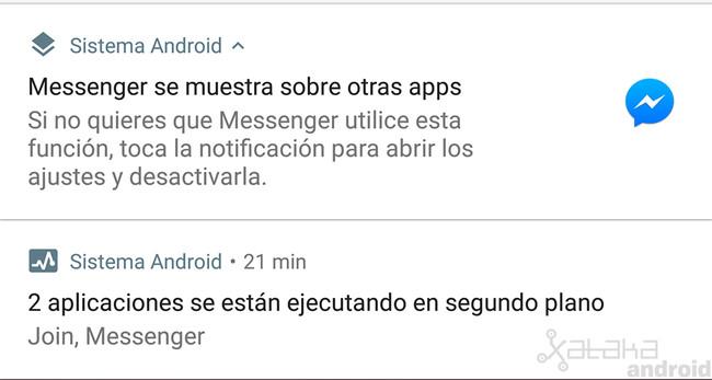 Notificaciones Persistentes Android™ Oreo