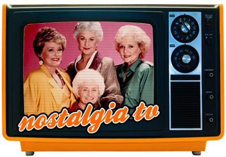 Las chicas de oro, Nostalgia TV