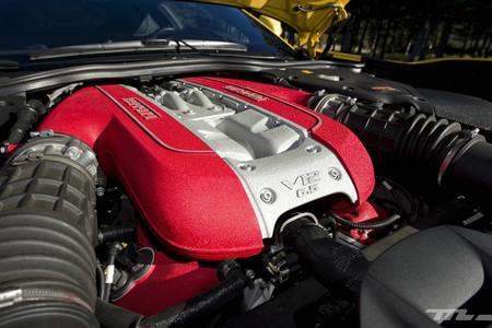 Ferrari 812 Superfast motor V12 6.5