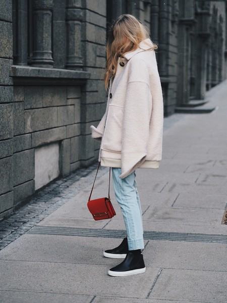 Y llegó el día en que las chaquetas oversize reinaron la calle