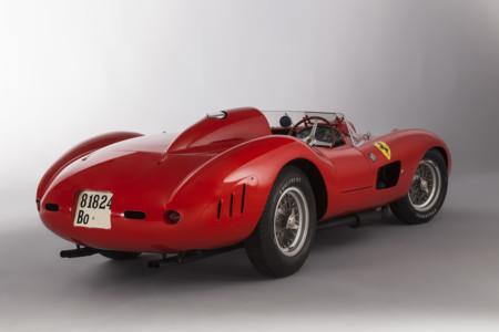 1957 Ferrari 315 335 S Scaglietti Spyer Collection Bardinon 4 C Artcurialphotographechristianmartin