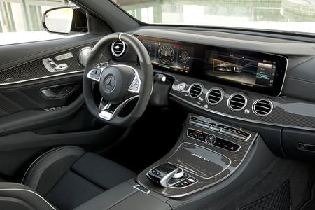 Mercedes-AMG E 63S interior
