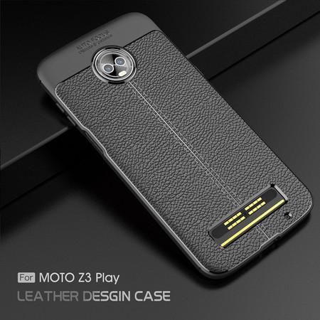 Moto Z3 Play, estas imágenes nos revelan detalles de su diseño: el sensor de huellas podría pasar al lateral