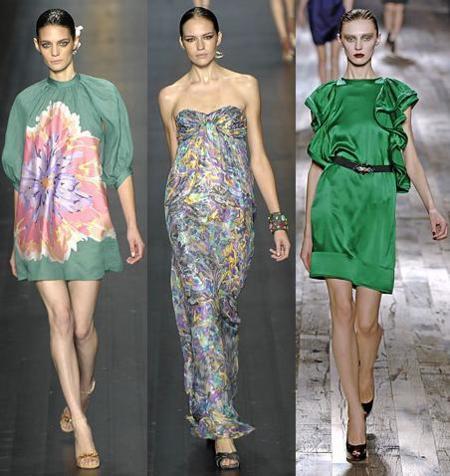 Los mejores vestidos de esta primavera verano 2008
