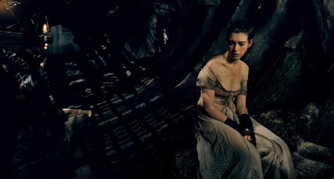 Anne Hathaway es la mejor actriz de 2012