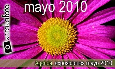 Agenda: exposiciones de fotografía, mayo 2010