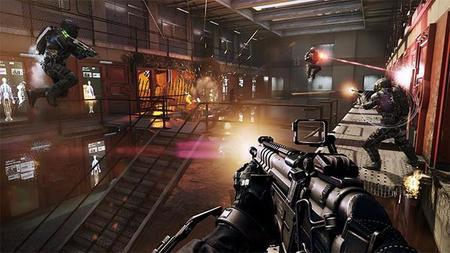 Call of Duty: Advanced Warfare no es compatible con Share Play de PS4