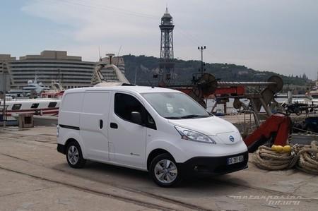 Nissan e-NV200, versiones, equipamientos y precios en España