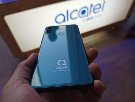 Alcatel 3x Diseno Cristal Precio Mexico