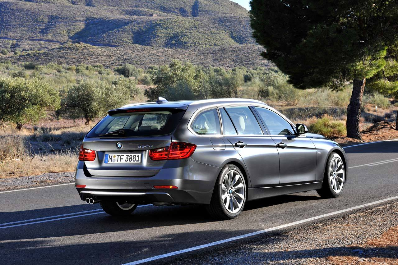 Foto de BMW Serie 3 Touring 2012 (3/43)