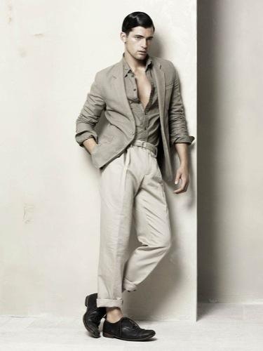 Zara, Primavera-Verano 2010: colección para hombre II