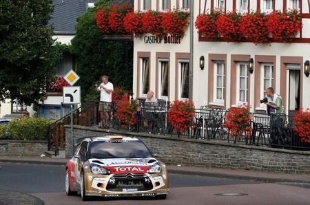 Todo lo que necesitas saber del Rallye de Alemania 2014