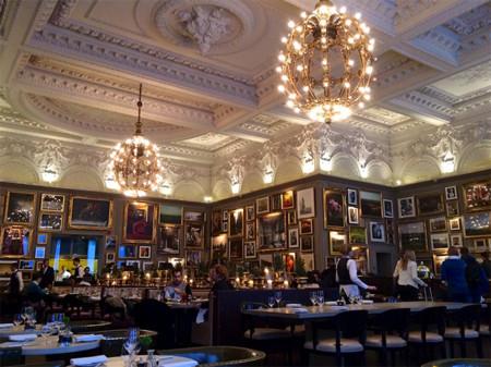 Elegante Restaurante 4