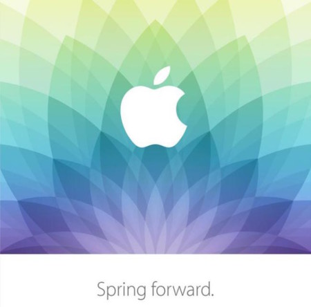 """¡Tenemos evento de Apple! """"Spring Forward"""" para el 9 de marzo"""