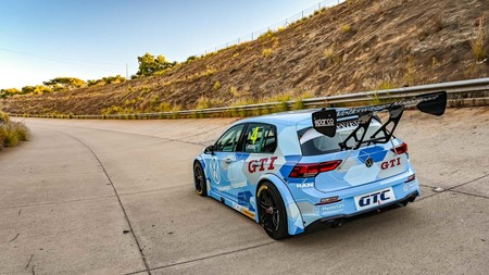 Volkswagen Golf GTI GTC 2021