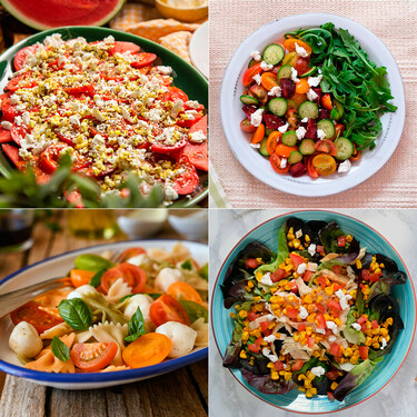 101 recetas de ensaladas de verano