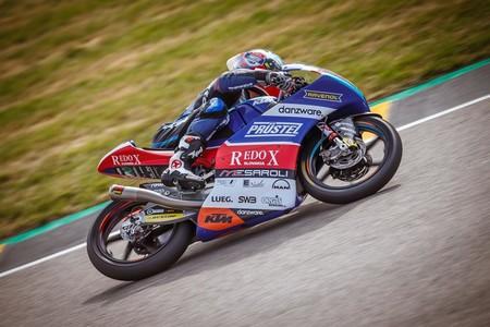 Jakub Kornfeil Gp Alemania Moto3 2018