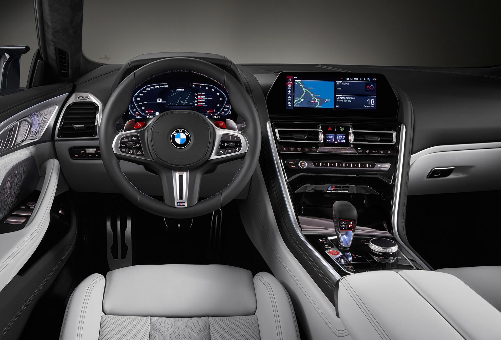 Foto de BMW M8 Gran Coupé 2020 (88/89)