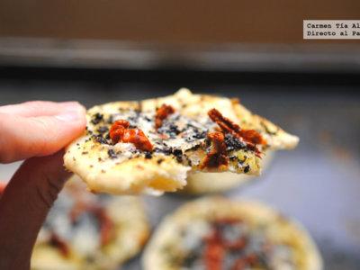 Cómo elaborar pizza con masa madre natural. Receta