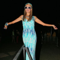 Paris Hilton Coachella 2014