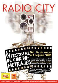 Lluvia de cortometrajes en Valencia y Buenos Aires