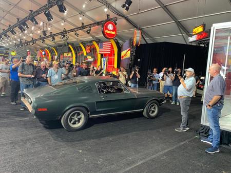 Ford Mustang Bullitt original
