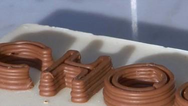 Imprime tu propio chocolate en 3D
