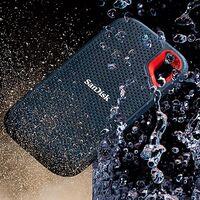 El disco duro SSD portable SanDisk Extreme Portable SSD con 1 TB de capacidad está más barato en Amazon que en ninguna otra tienda por 133 euros
