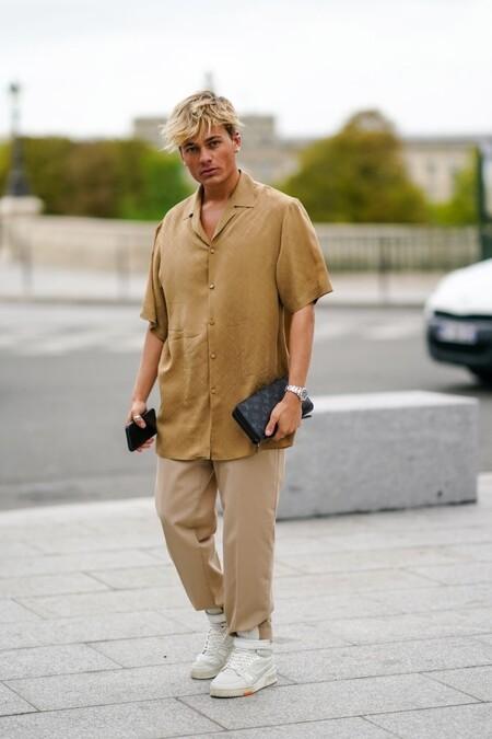 El Mejor Street Style De La Semana Trendencias Hombre F