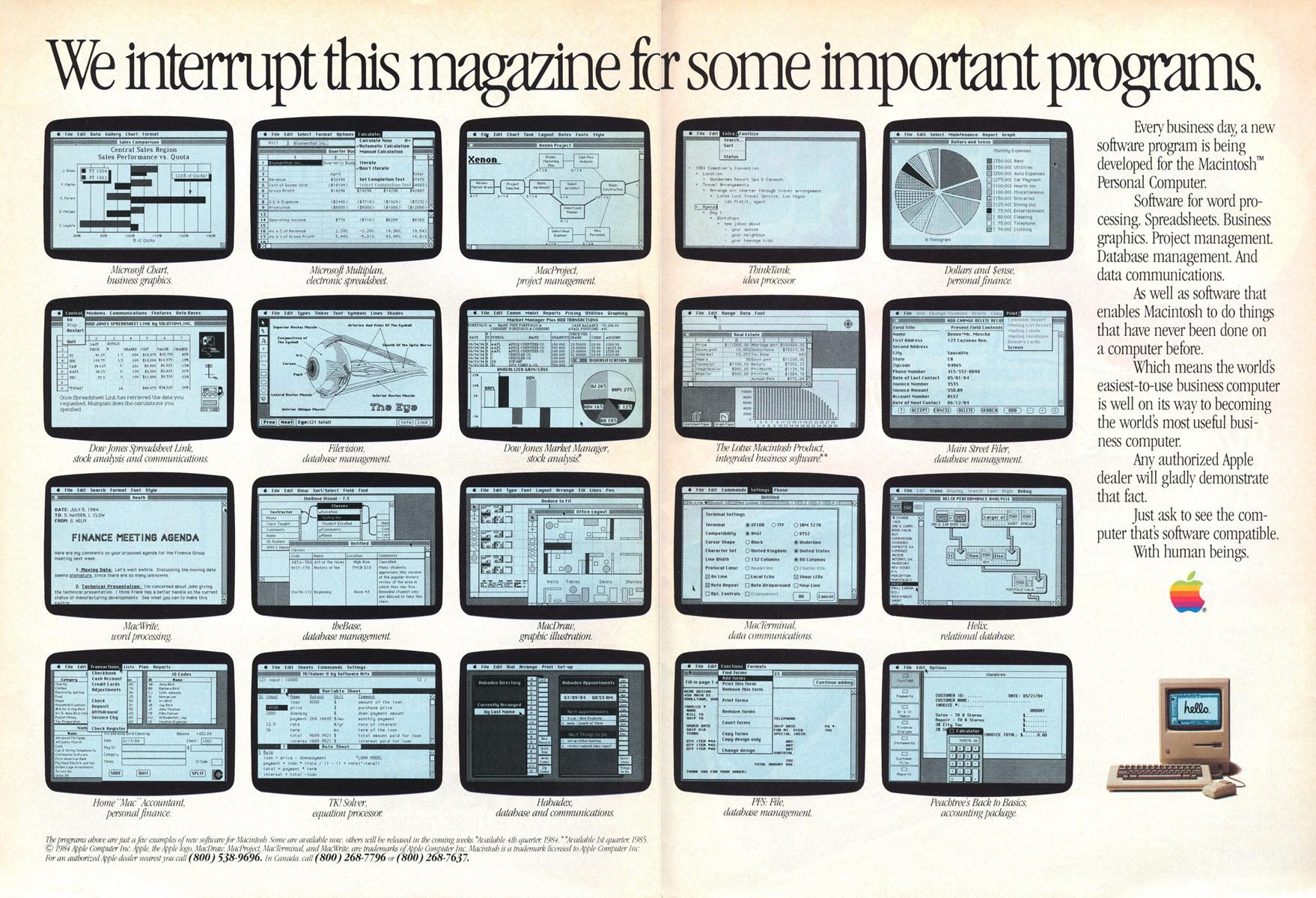 Foto de Otros anuncios del Macintosh (3/7)