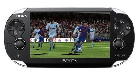 'FIFA 14' para PS Vita y Nintendo 3DS es, basicamente, el mismo 'FIFA' del año pasado