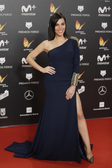 premios feroz alfombra roja look estilismo outfit nerea garmendia