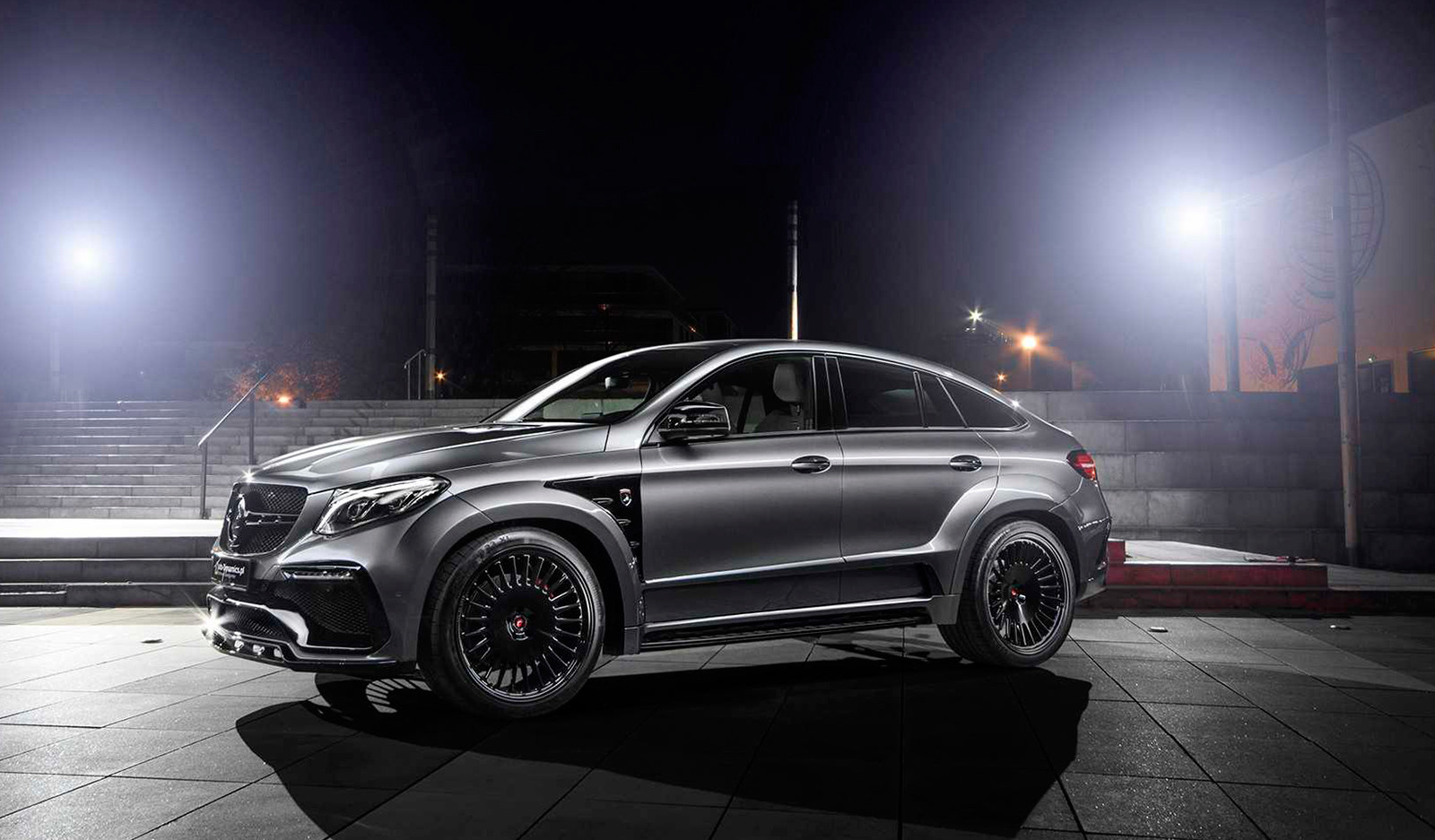 Foto de Mercedes-AMG GLE 63 S Coupe Project Inferno (6/9)