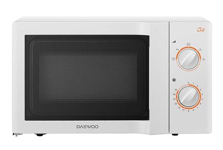 Daewoo kog-6l67: un microondas que no te complica la vida por 51 euros en Amazon. Envío gratis