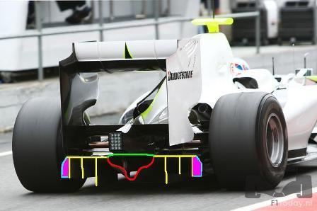 Red Bull denunciará el difusor de Brawn GP