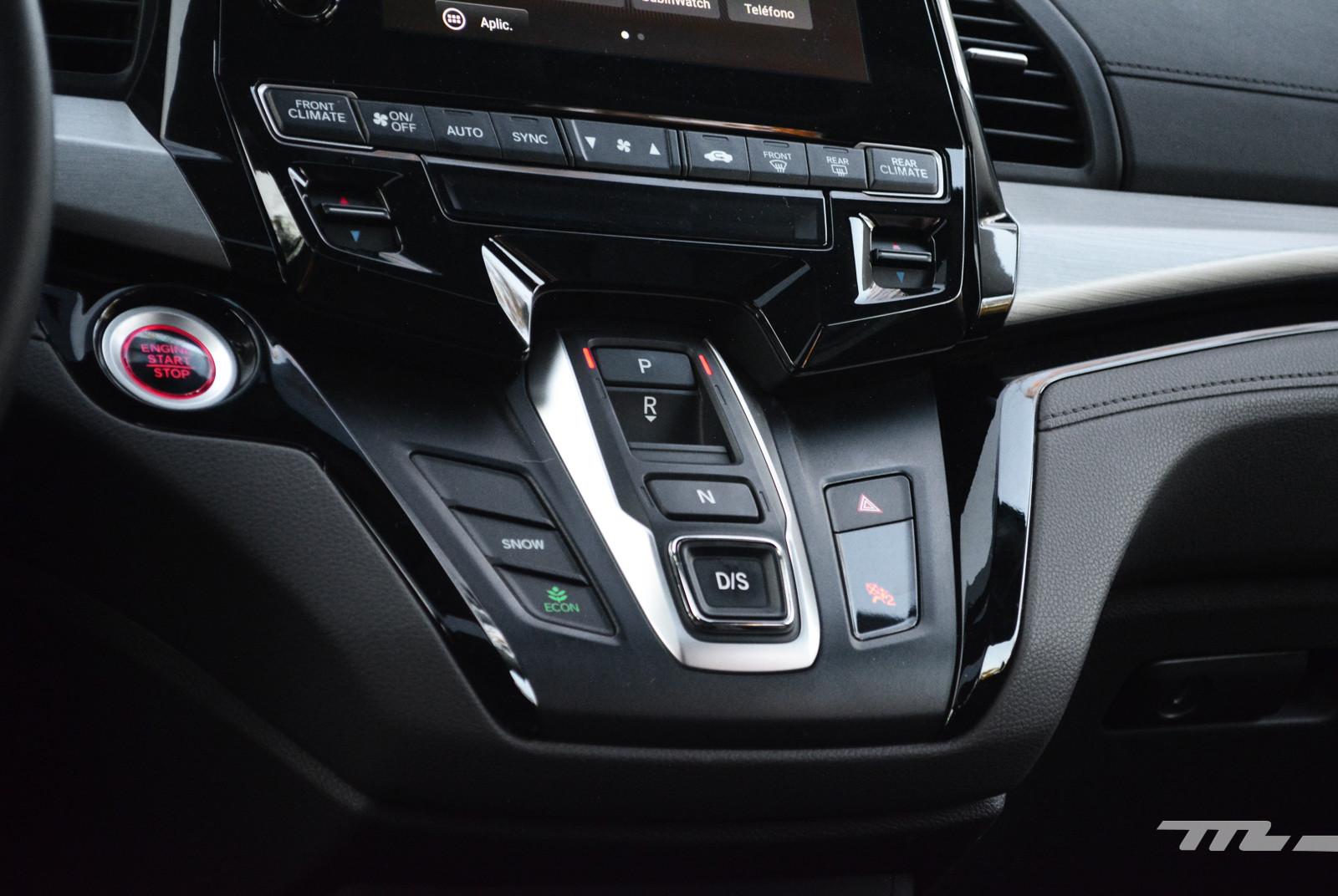 Foto de Honda Odyssey (prueba) (9/18)