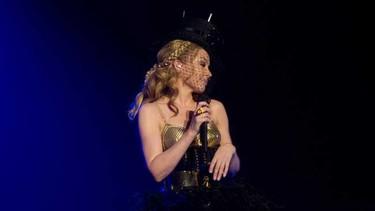 Todas listas para el musikylie de la Minogue