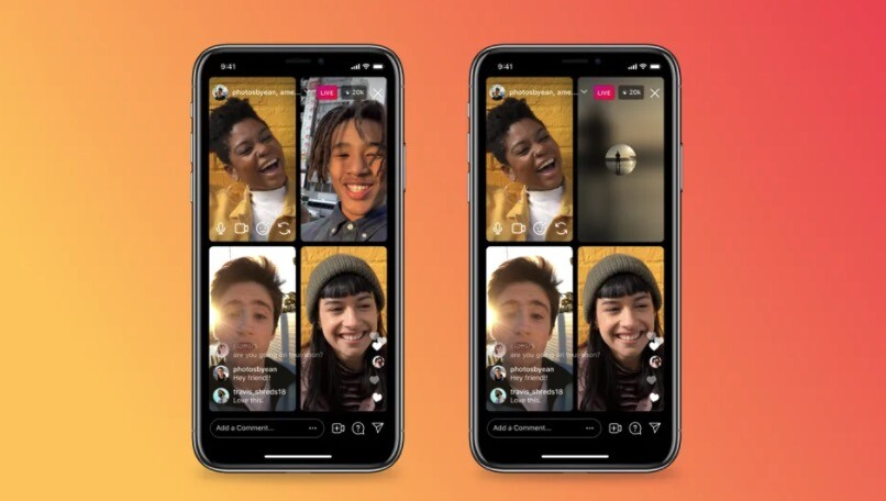 Lo nuevo de Instagram: salas de audio en directo imitando a Clubhouse