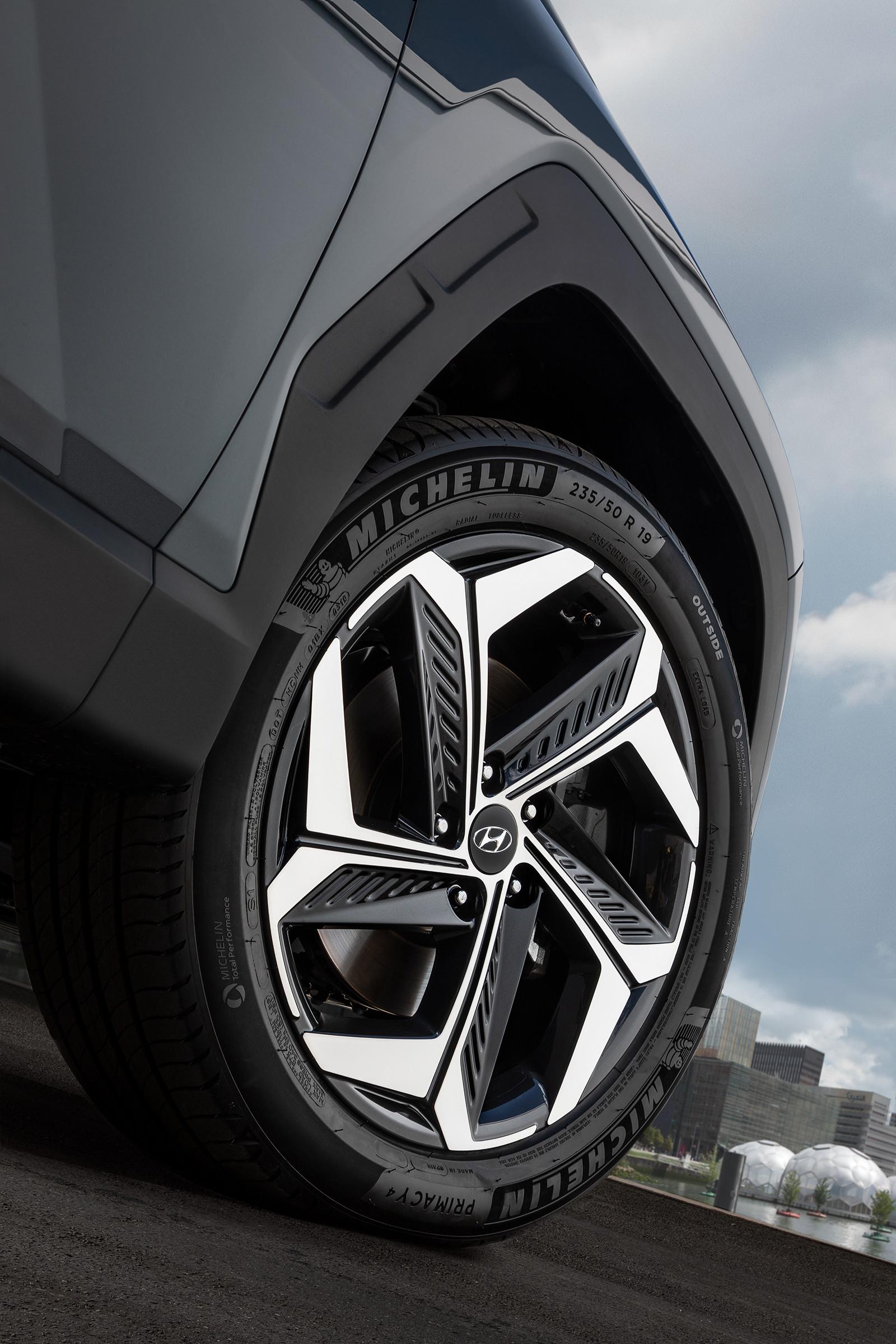 Foto de Hyundai Tucson 2022 (9/20)